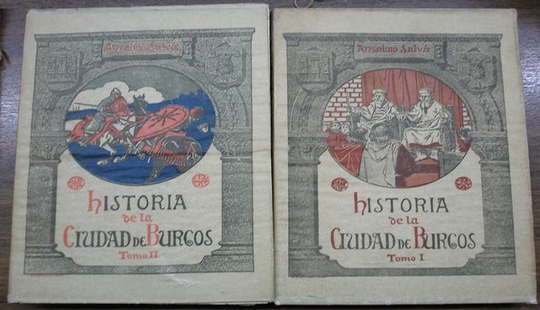 Historia de la Ciudad de Burgos