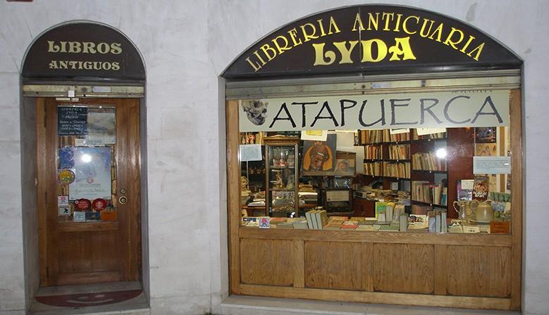 Librería Anticuaria Lyda